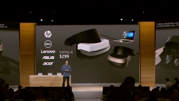 Microsoft ����� ��������� ����� ����������� VR
