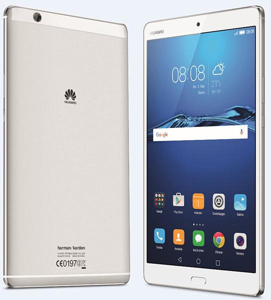 Планшет Huawei MediaPad M3