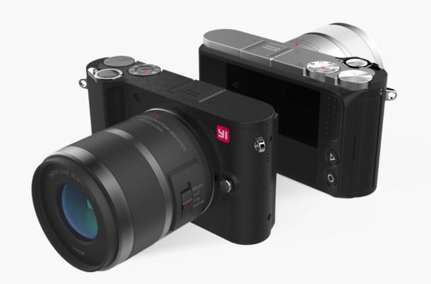 Xiaomi начнет продажи беззеркальной камеры за $330