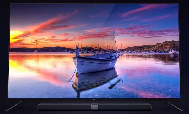 Xiaomi представила серию тонких смарт-телевизоров MiTV 3S