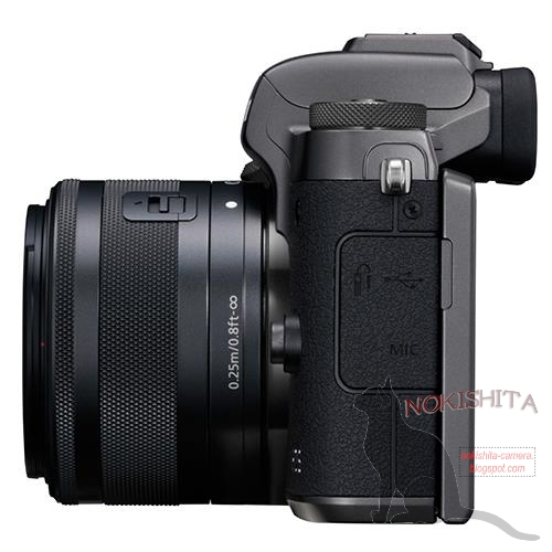 Анонс камеры Canon EOS M5 ожидается 15 сентября