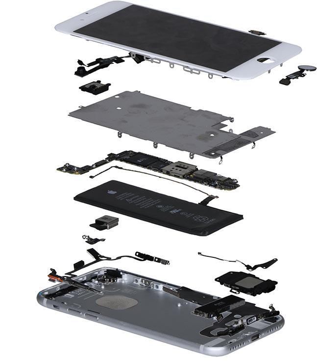 В целом затраты Apple близки к затратам Samsung на выпуск одного экземпляра флагманского смартфона