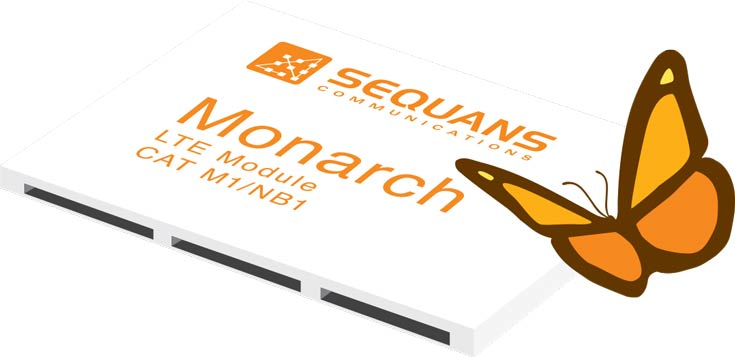 Sequans и Gemalto показали работу подключения IoT по LTE Cat M1