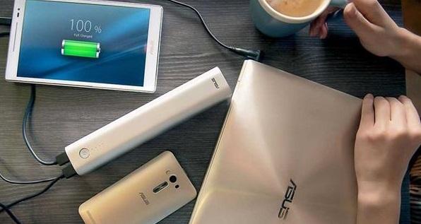 Внешний аккумулятор ASUS ZenPower Max способен заряжать ноутбуки