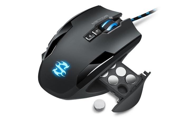Игровая мышь Sharkoon Skiller SGM1 RGB стоит 40 евро