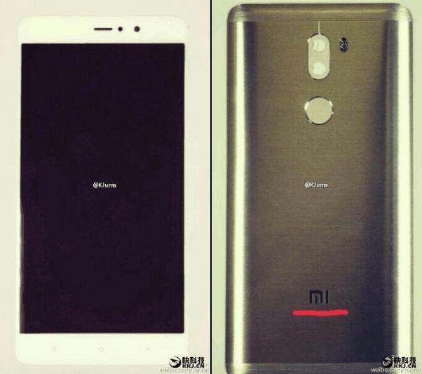 Вместе сMi5s иMi5s Plus Xiaomi предлагает 3-е устройство?