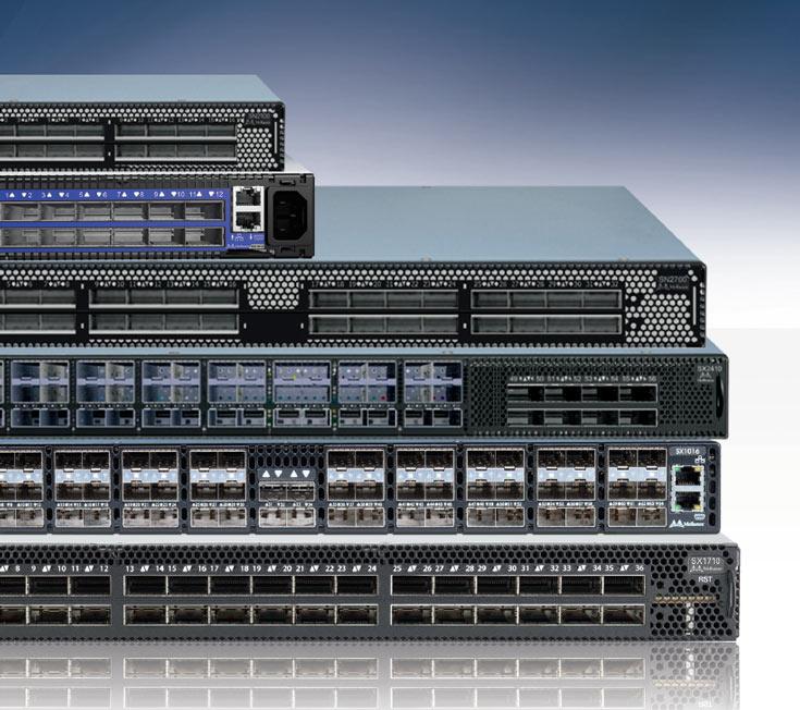 Переход к сетям Ethernet 100 Гбит/с на уровне ВЦ связан с обновлением серверов