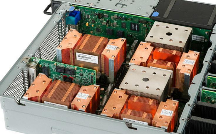 Серверы IBM Power Systems в среднем на 80% превосходят по производительности на единицу стоимости серверы на архитектуре x86