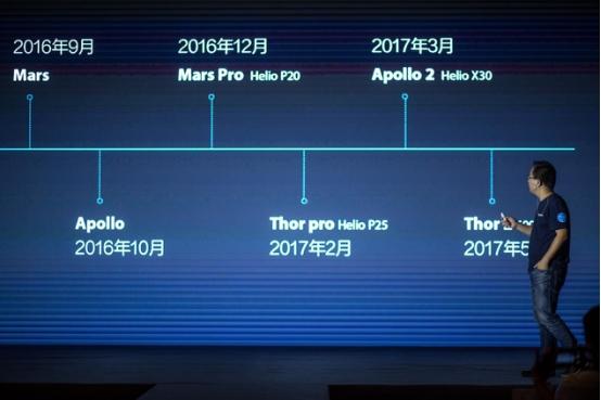 Vernee Apollo 2 вполне может стать первым телефоном спроцессором Snapdragon 830