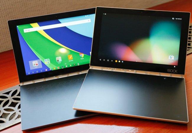 Lenovo раскрыла некоторые подробности о Yoga Book