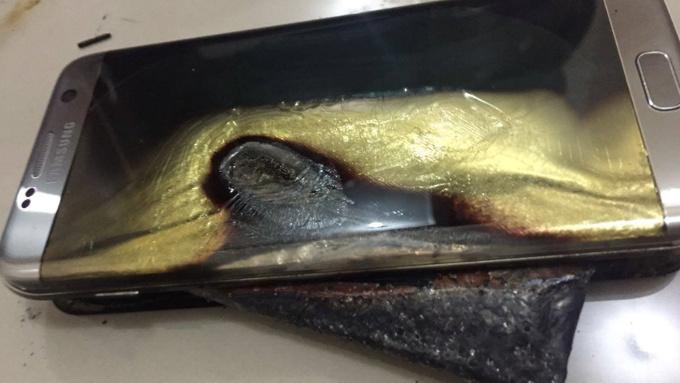 Смартфоны Samsung Galaxy Note7 получат обновление ПО, снижающее ёмкость аккумулятора