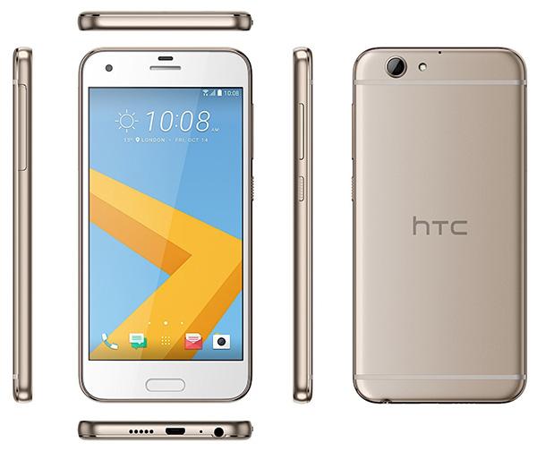 HTC представит смартфон One A9s навыставке IFA 2016