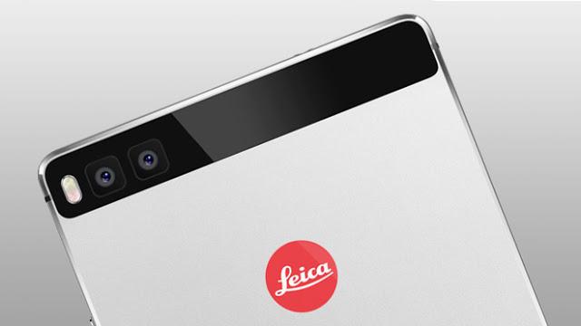 Huawei Mate 9 получит двойную камеру соптикой Leica иоптической стабилизацией
