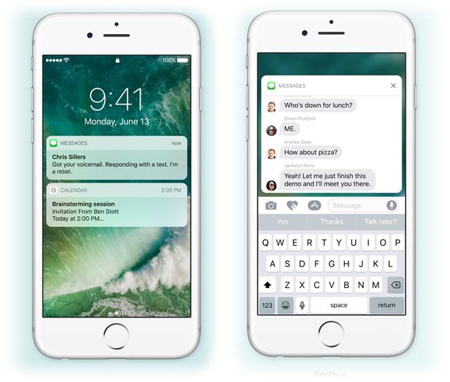 Apple начала рассылать обновления доiOS 10, watchOS 3 иtvOS 10