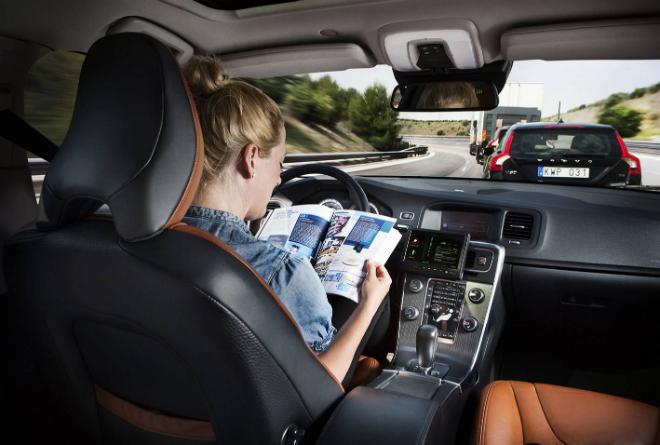 В штате Мичиган могут появиться первые беспилотные авто без водителей