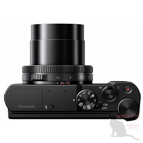 Камера Panasonic Lumix DMC-LX15 оснащена объективом с ЭФР 24-72 мм