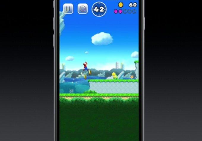 Легендарная игра Super Mario Run появится наiPhone