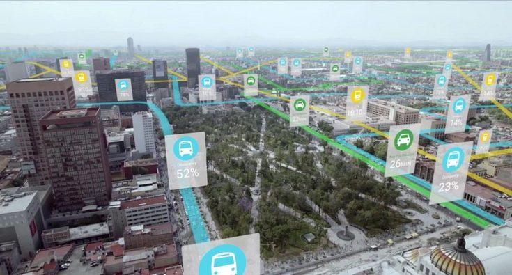 Google купила стартап Urban Engines