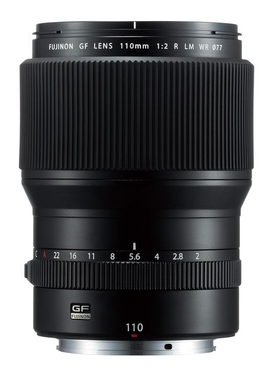 В продаже объектив Fujinon GF110mmF2 R LM WR должен появиться в конце июня по цене $2800