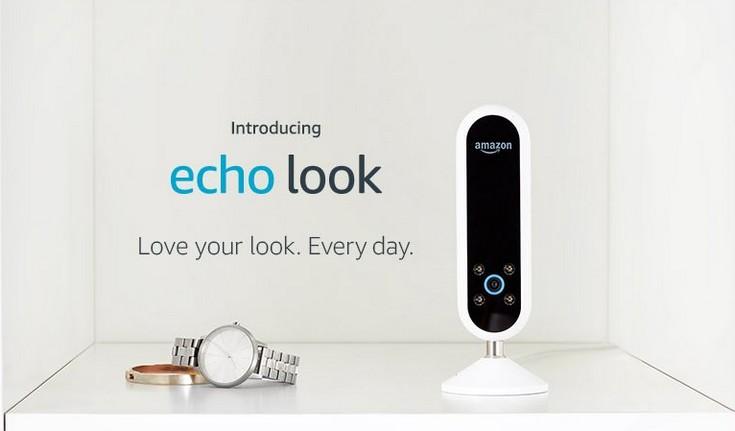 Amazon Echo Look — гибрид умной акустической системы и камеры, который разбирается в моде лучше вас