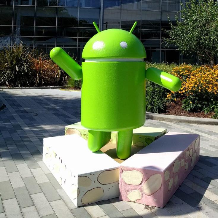 Предыдущая версия Android 6.0 Marshmallow занимает 31,2%