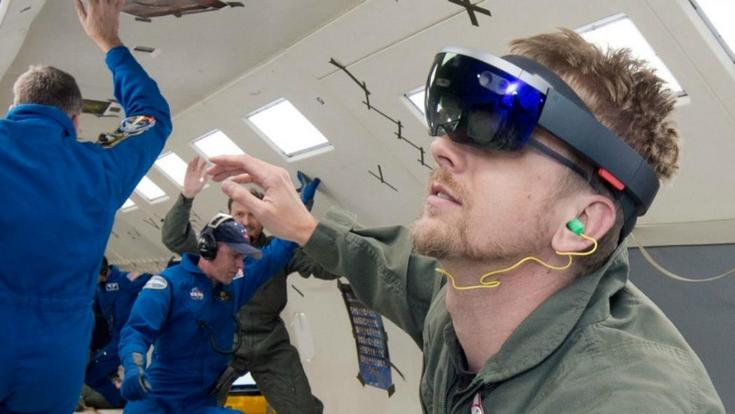 Apple наняла специалиста NASA для работы над проектами, связанными с дополненной реальностью