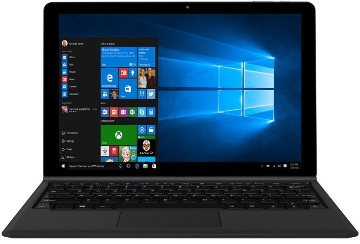 Планшет Chuwi SurBook может заменить небольшой ноутбук