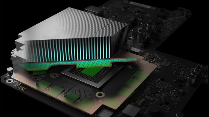 Стали известны аппаратные характеристики игровой консоли Xbox Scorpio