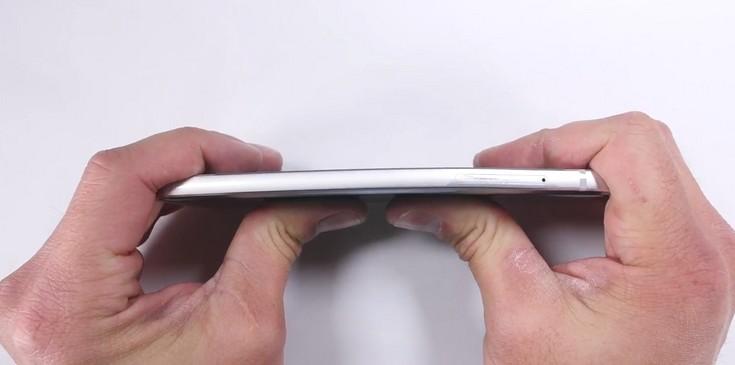 LG G6 оказался на удивление прочным смартфоном