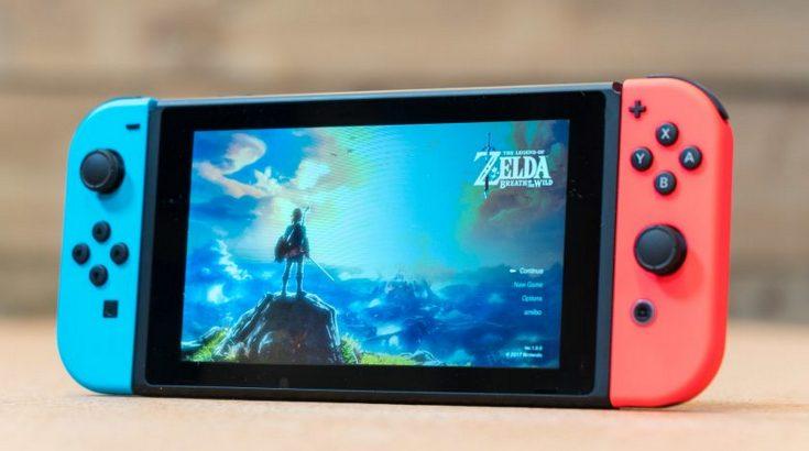 Nintendo может выпустить уменьшенную версию своей новой приставки