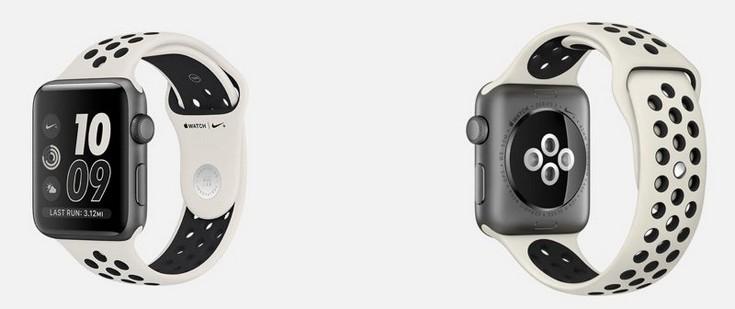 Представлены умные часы Apple Watch NikeLab