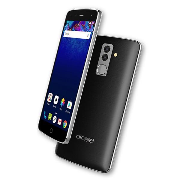 Alcatel Flash — смартфон с четырьмя камерами и двумя вспышками