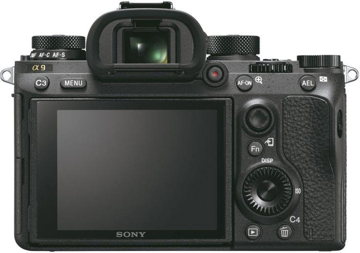 Беззеркальная камера Sony α9 адресована профессиональным фотографам
