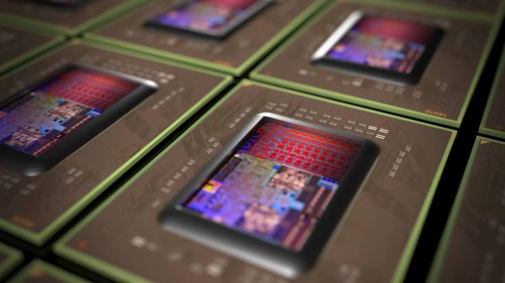 Процессоры AMD Ryzen 5 поступили в реализацию