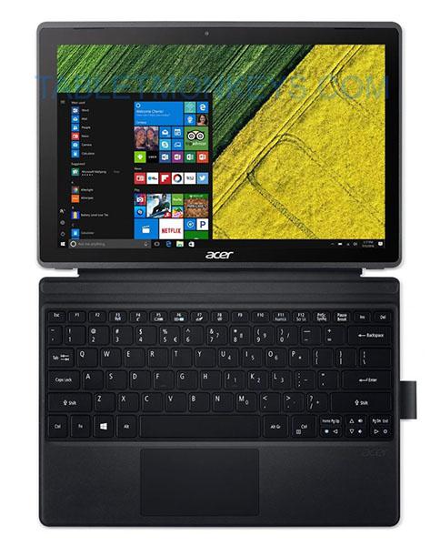 Acer готовит к выпуску планшет Aspire Switch 3 Pro на платформе Intel Apollo Lake
