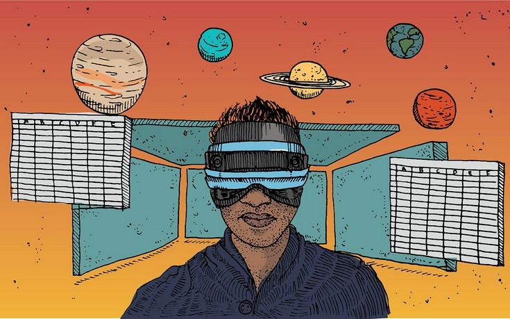 Microsoft показала гарнитуру VR производства Acer, которая будет стоить около 300 долларов
