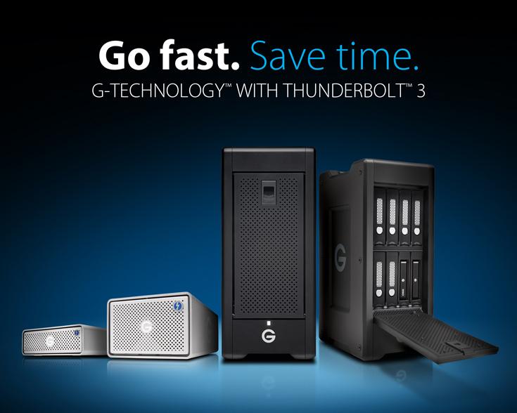 Компания Western Digital обновила изделия трех линеек марки G-Technology