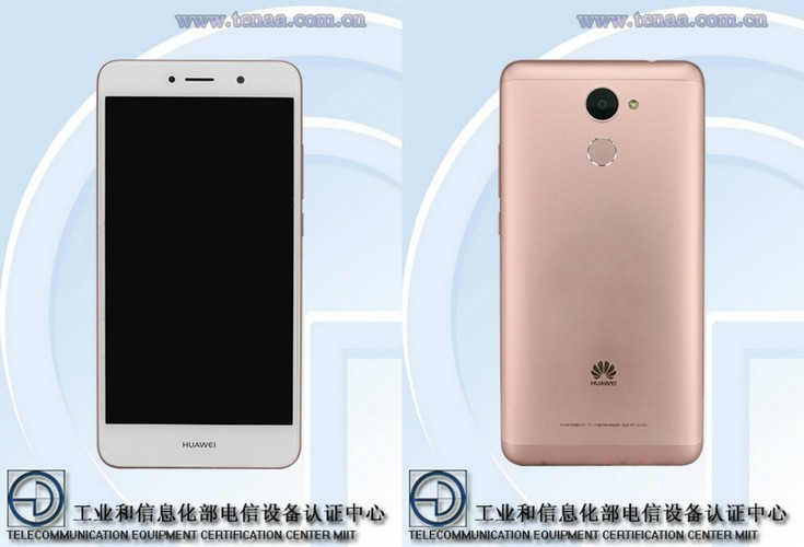 Huawei готовит смартфон со странными параметрами