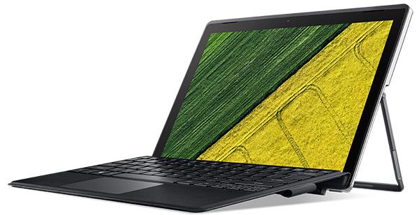 Представлен планшет-трансформер Acer Switch 3 на платформе Intel Apollo Lake