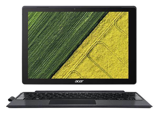 Планшет Acer Switch 5 комплектуется процессорами Intel Kaby Lake и работает бесшумно