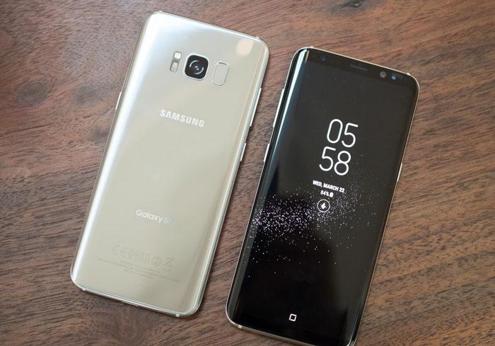 Galaxy S8 получил лучший дисплей по мнению DisplayMate