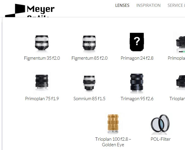 Meyer-Optik-Gorlitz планирует выпуск объектива Primagon 24 - iXBT.com