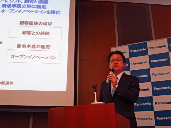 Panasonic сконцентрируется на технологиях искусственного интеллекта