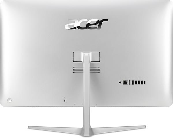 Моноблочный компьютер Acer Aspire U27 получил тонкий корпус и безвентиляторную систему охлаждения