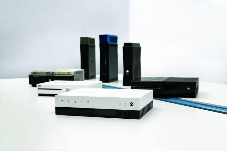 Microsoft приглашает напрезентацию Xbox Project Scorpio