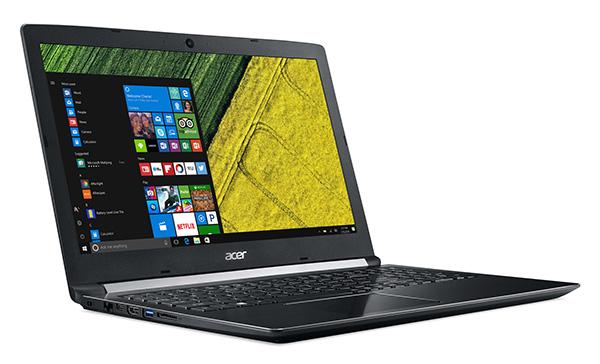 Acer обновила ноутбуки серии Aspire