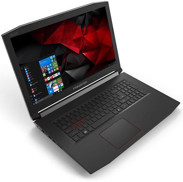 Acer Predator Helios 300 – линейка игровых ноутбуков с четырехъядерными CPU Intel и 3D-картами Nvidia