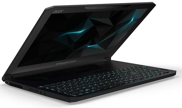 Ноутбук Acer Triton 700