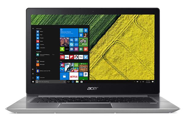 В линейку ноутбуков Acer Swift 3 вошли две модели