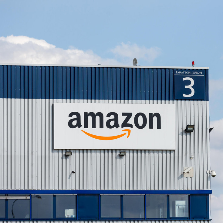 Amazon переведет погрузчики на водород